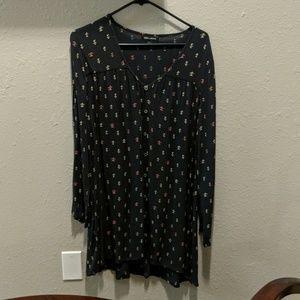 Billabong arrow print dress